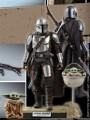 Hot Toys TMS015 - 1/6 Scale Figure - The Mandalorian & The Child ( Deluxe Version )