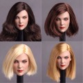 Gac Toys - GC006A/B/C/D - 1/6 Scale Female Headsculpt ( 4 Types )