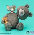 Soap Studio - CA111 - Tom & Jerry Plush Teddy Bear Figure Ver.1 (Blind Box Random Color)