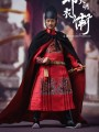 Ding Sheng Toys - 1/6 Scale Figure - Imperial Guards of the Ming Dynasty Official Uniform ( Red version )