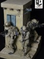 Proportion War - PW001 - 1/6 Scale Afghanistan Diorama