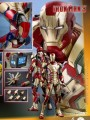 Hot Toys QS008 - 1/4 Scale Figure - Iron Man Mark XLII DELUXE VERSION ( REISSUE )