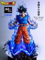 GOD Studio - 1/4 Scale Statue - Ultra Instinc Goku