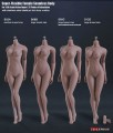 "TBLeague - S02A / S06B / S09C / S12D - 1/6 Scale Super Flexible Female Seamless Body "" Sun Tan Color "" ( withouh Head )"