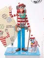 Blitzway - 5PROMG20303 - 1/12 Scale Figure - Wally ( Deluxe Version )