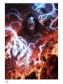 Sideshow Collectibles - Deluxe Fine Art Print - Darth Sidious: Unlimited Power