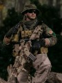 Dam Toys - 78081 - 1/6 Scale Figure - Operation Red Wings NAVY SEALS SDV TEAM 1 Radio Telephone Operator