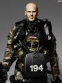 Very Hot - 1040F - NAVY SEAL HALO UDT JUMPER CAMO DRY SUITVER ( statham Head )