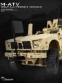 TAOWAN - TW1205 1/6 Full Metal  M-ATV MRAP ALL-TERRAIN VEHICLE