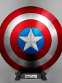 Movie Props Series MPS005 - Captain America: The Winter Soldier - 1/1th Scale Captain America Shield Pedestal Style ( Reissue )