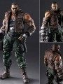 Square Enix - Final Fantasy VII Remake Play Arts Kai Barret Wallace Version 2