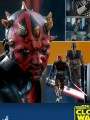 Hot Toys TMS024 - 1/6 Scale Figure - Darth Maul The Clone Wars