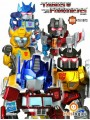 Kidslogic - Kidsnation Transformer Series 1 - TF01 LED Mini Figure