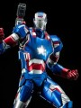 King Arts - Diecast Figure Series DFS004 - Iron Man 3 - 1/9th Scale Iron Patriot