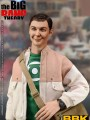 BBK - BBK06 - 1/6 Scale Figure - The Big Bang Theory Sheldon Cooper