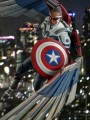 Hot Toys TMS040 - 1/6 Scale Figure - Captain America ( The Falcon & Winter Soldier )