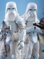 Hottoys VGM25 - Star Wars Battle Front - 1/6th scale Snowtrooper Collectible Figure SET