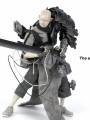 ThreeA - 1/12 Scale Figure - Shogun TK ( Black Version )