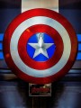 King Arts - Movie Props Series MPS022 - Avengers: Age of Ultron - 1/1th Scale Captain America Shield Wall Fixed Style