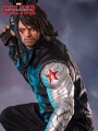 Iron Studios - Winter Soldier - Civil Wars - 1/4 Scale Statue Legacy Replica