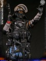 Dam Toys - 78076 - 1/6 Scale Figure - GIPN French National Police