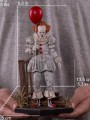 Iron Studios - 1/10 Scale - It Pennywise ( Deluxe Version )
