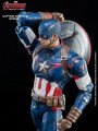 King Arts - Diecast Figure Series DFS026 - Avengers: Age of Ultron - 1/9th Scale Captain America
