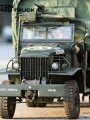 Taowan - Full Metal US Military 2,5 Ton 6x6 Crago Truck - 1/6 Scale