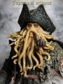 XD Toys - XD001 - 1/6 Scale Figure Captain Of Octopus