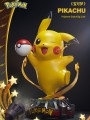 Unique Arts - 1/1 Scale Statue - Pikachu