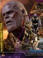 Hot Toys MMS564 - 1/6 Scale Figure - Thanos Avengers End Game ( Battle Damaged Version )