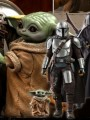 Hot Toys TMS014 - 1/6 Scale Figure - The Mandalorian & The Child