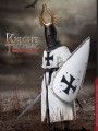 Coomodel - SE055 - 1/6 Scale Figure - Series Of Empire ( Diecast Alloy ) - Herald Of Knights Teutonic