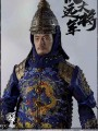 KOC Toys - KC001 - 1/6 Scale Figure - Qing Dynasty General Of Fuyuan (Blue Ver.)