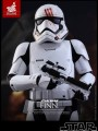 Hot Toys MMS367 - Finn First Order Stormtrooper Version