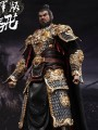 O-Soul Models - OS-1515 - 1/6 Scale Figure - Three Kingdoms Series - Zhang Fei ( General Version ) - DISTRIBUTOR EXCLUSIVE