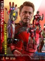 Hot Toys MMS543D33 - 1/6 Scale Figure - Avengers End Game - Iron Man Mark LXXXV ( Mark 85 ) Battle Damaged Version