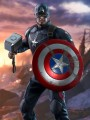 Hot Toys MMS536 - 1/6 Scale Figure - Avengers End Game - Captain America