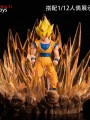 TYS Toys - Saiyan Warriors Base 2.0 ( Led Light Up Function )