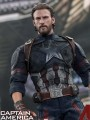 Hot Toys MMS480 - 1/6 Scale Figure - Avengers Infinity War - Captain America