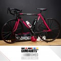 Come4arts - 001/2/3/4/5 - 1/6 Scale - Bicycle ( Red/Tosca/Blue/Pink/Yellow )