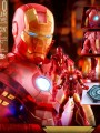 Hot Toys MMS568 - 1/6 Scale Figure - Ironman Mark IV (Holographic Version)