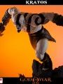 Gaming Heads - 1/4 Scale Statue - Lunging Kratos - God of Wars