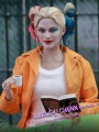 Hot Toys - MMS407 - Suicide Squad - 1/6th scale Harley Quinn ( Prisoner Version )