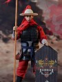 Sonder - SD001 - 1/6 Scale Figure - Soldiers of Song Dynasty - Warrior of army Yue with spear and shield