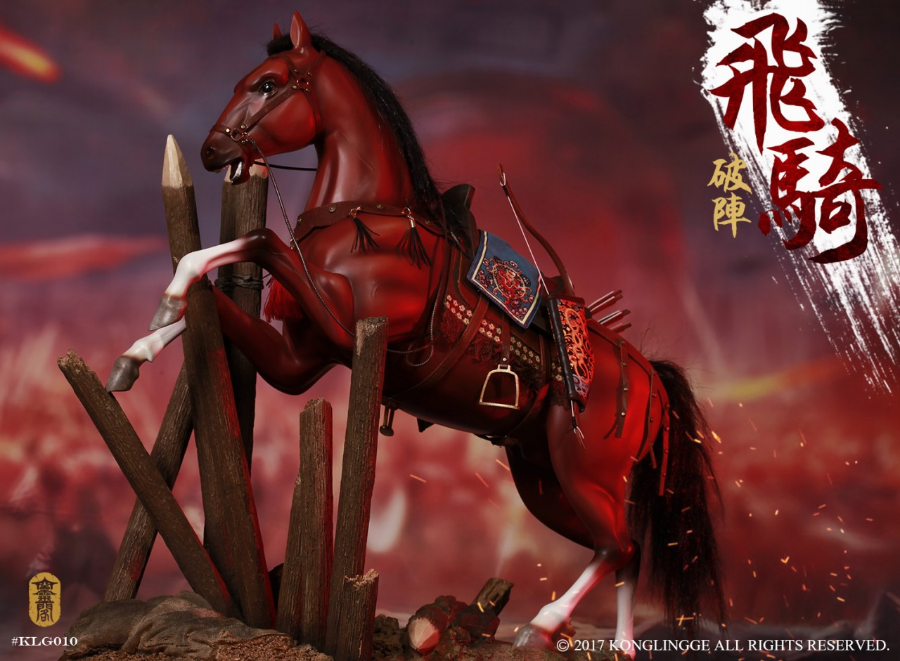 Kong Ling Ge 1//6 Scale KLG:009 Xuanwu General Action Figure Model
