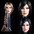 YMToys - YMT017ABC - 1/6 Scale Female Headsculpt ( 3 Types A/B/C )