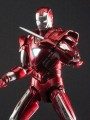 Comicave Studio - Omni Class 1/12 Scale Diecast Figure - Iron Man Mark 3 Silver Centurion