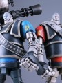 Threea Team Fortress 2 - Red and Blue Robot Heavy