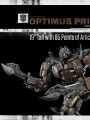 ThreeA - Premium Scale Collectible Figure - Optimus Prime Evasive Edition ( Exclusive Version )